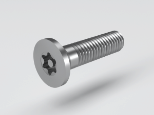 Countersunk Pin Hexalobular Drive supplies uk