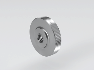 Low knurled thumb nut distributors to DIN 467