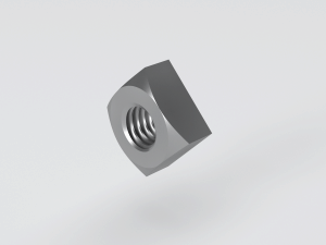 Square Nut (high) to DIN 557