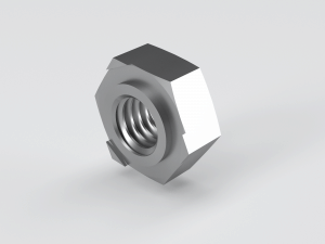 Hexagon Weld Nut to DIN 929