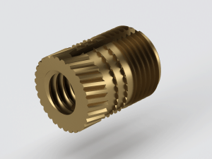 Expansion brass insert suppler