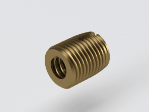 Self tapping brass insert manufacturer & supplier